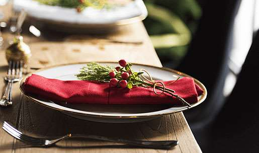 Image for the sector 'Christmas catering'