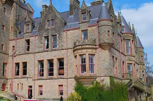 Image of Belfast Castle