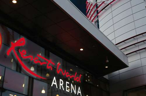 Image of Resorts World Arena