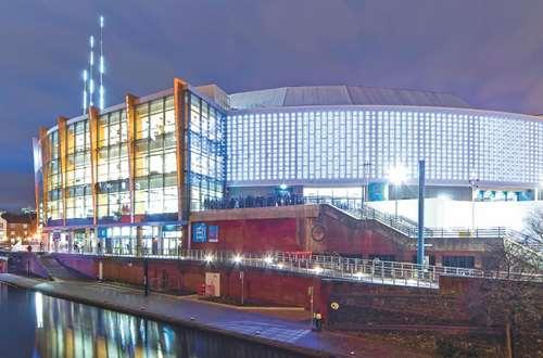 Image of Arena Birmingham