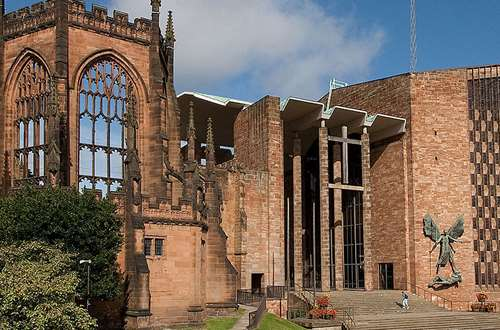 Image of Coventry Cathedral