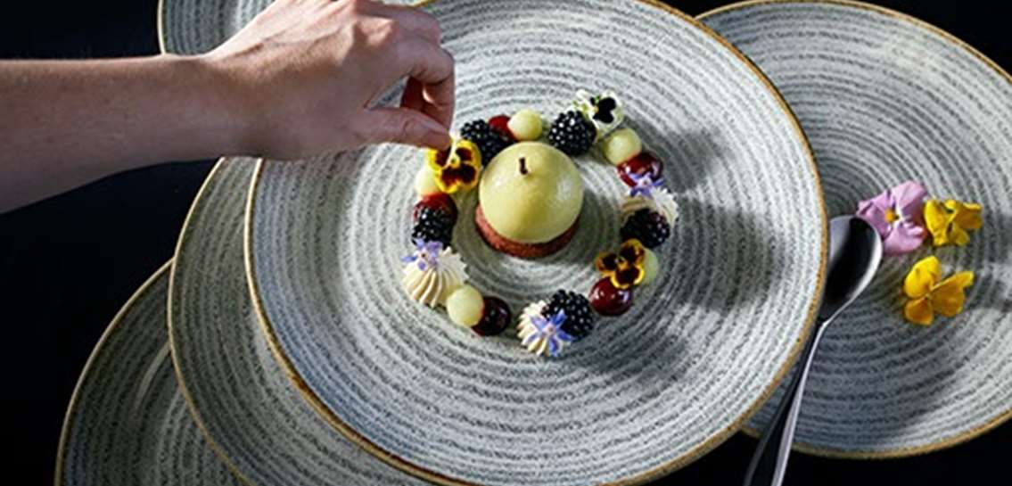Image for AMADEUS DELIVERS MENU DESIGNED BY MICHELIN STARRED CHEF GLYNN PURNELL