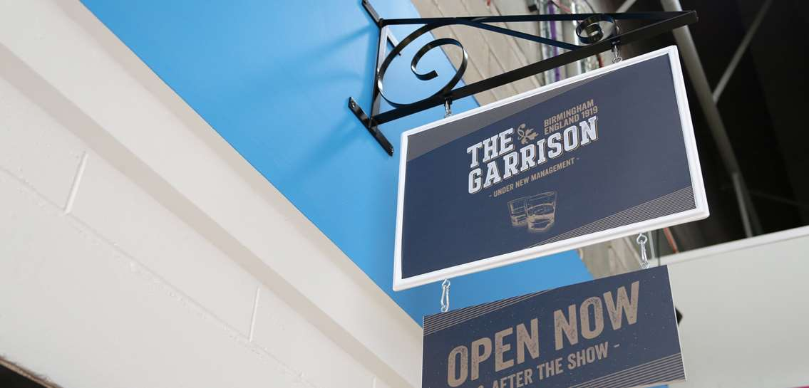Image for AMADEUS LAUNCHES THE GARRISON AT ARENA BIRMINGHAM