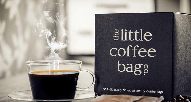 Image for SUPPLIER SHOWCASE – THE LITTLE COFFEE BAG COMPANY case study