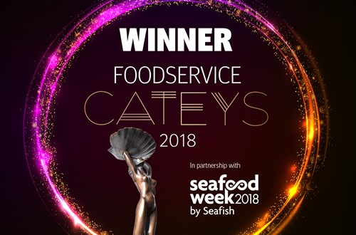 Image of Foodservice Cateys 2018